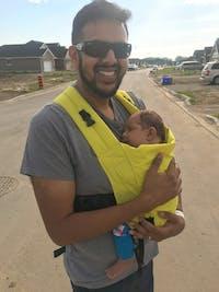 Integra Baby Carrier Solar Meadowlark