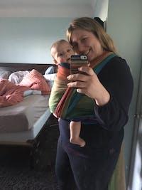 Didymos Baby Woven Wrap Rainbow Lisca