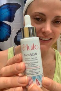 Vitamin C Face Serum - Coco & Café Antioxidant Oil