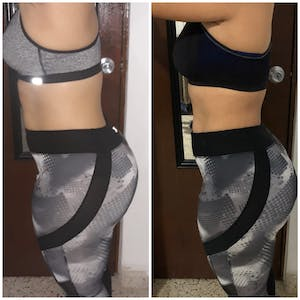 Traditional Medium Torso Waist Trainer 11.5″ - Patterns