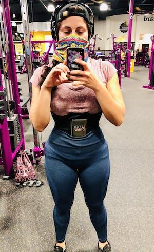 Waist Trimmer Fitness Belt