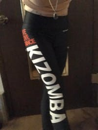 Leggings - Live Love Dance Kizomba