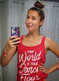 The World Is Your Dance Floor - Women's Tank Top