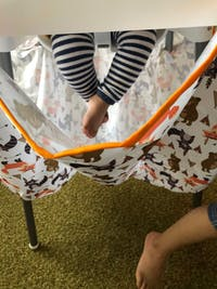 High Chair Food Catcher - Wild Life Tribe
