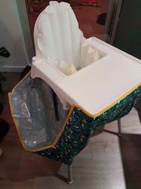 High Chair Food Catcher - Toucan