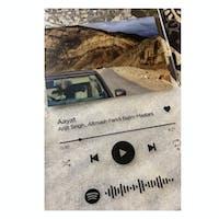 Custom Song Plaque