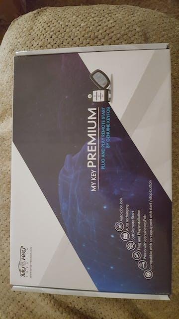 Kia Optima Remote Starter