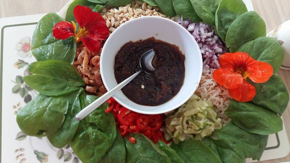 Southern Thai Green Curry Paste
