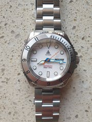 SKX007/SRPD Watch Bracelet: Oyster Brushed Finish