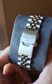 SRPE Watch Bracelet: Jubilee Brushed/Polished Finish