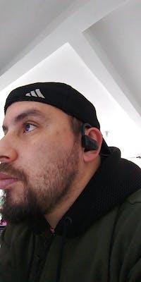 Audífonos Deportivos para Correr/Gimnasio con Bluetooth 5.0, Resiste Sudor Impermeables, Manos Libres para Running con Micrófono Cancelación de Ruido para iPhone, tipo C y Micro USB, Bajo Mejorado, Estéreo Inalámbrico Bateria hasta 6 Horas Continuas