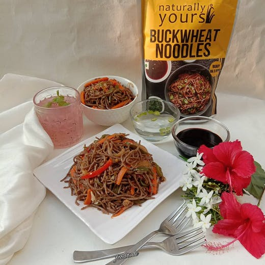 Buckwheat Noodles 180G