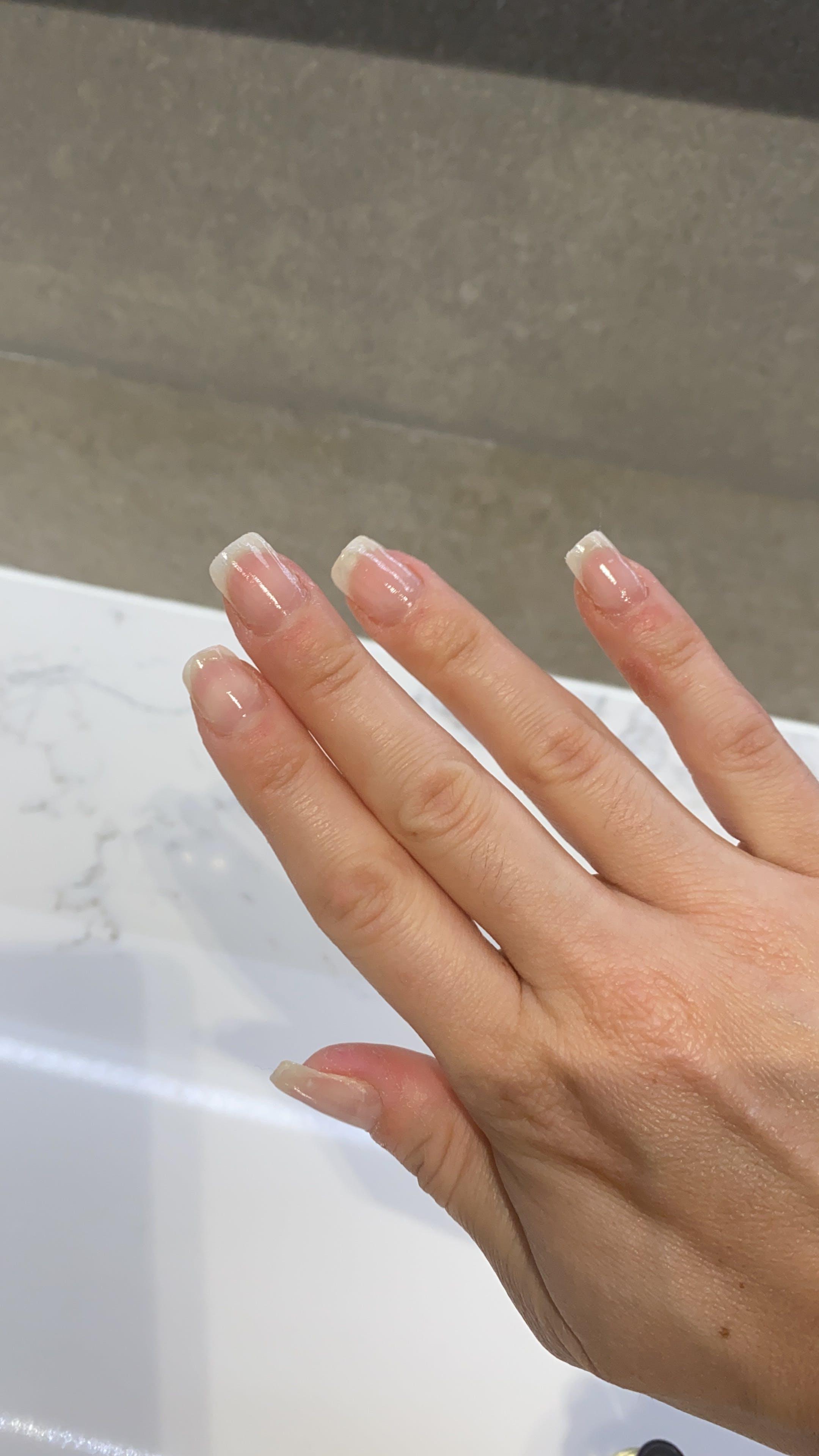 Duo Pack Nail Treatment Ibx Strengthen Repair Nsi Australia