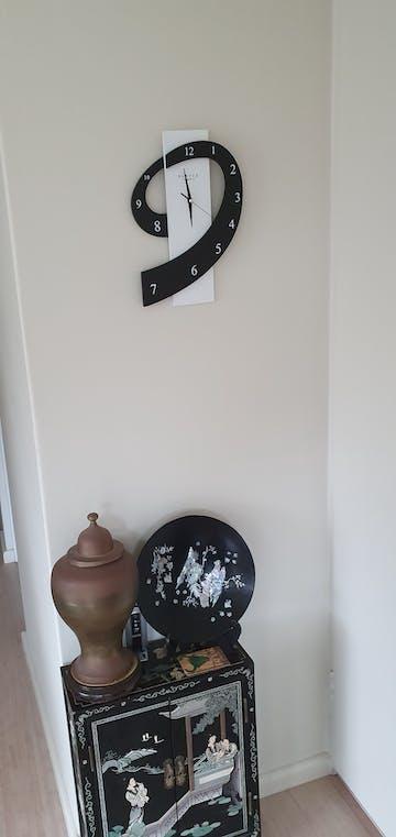 Baxter Sundial Wall Clock, 36cm
