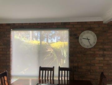 Thomas Kent Townhouse Wall Clock, Mushroom Grey, 51cm
