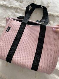 Olivia Jean (Pink) Signature Neoprene Bag