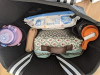 Dakota (Charcoal) Neoprene Tote Bag