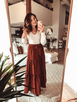 Donna Skirt - 2 Colors