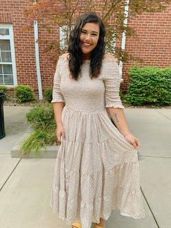 PLUS SIZE - Leighton Dress - 3 Colors