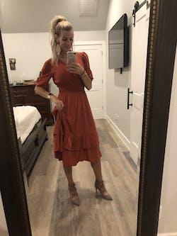 Perfect Autumn Dress