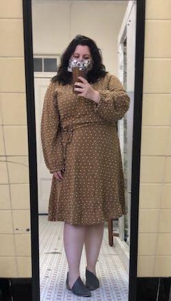 PLUS SIZE - Veronica Dress