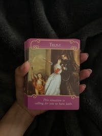 Romance Angels Oracle Tarot Cards
