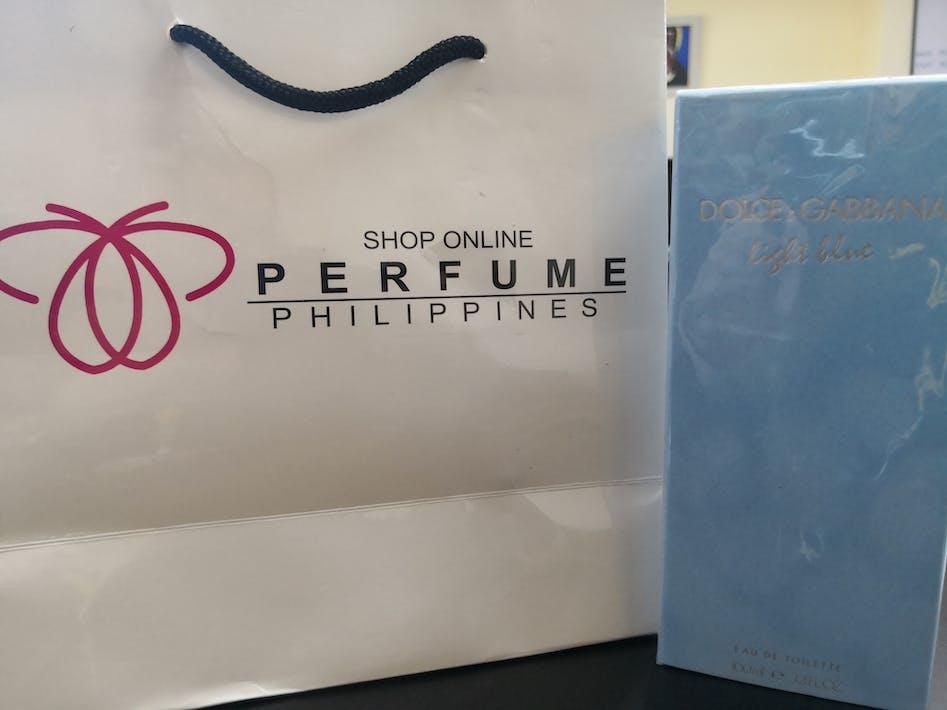 b4a13712 Dolce & Gabbana Light Blue Women 100ml   Perfume Philippines
