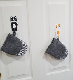 Unique Cat Magnetic Hooks