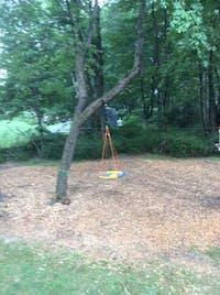 TREE SWING HANGING STRAPS KIT
