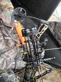 Kings Mountain Shadow Camo Hat and Rear Face Concealment (Fitted)