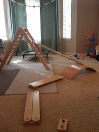 Foldable Climbing Triangle (Jumbo)
