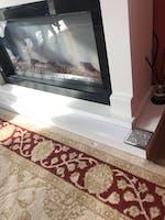 Suncrest Bradbury 48 inch Electric Fireplace Suite