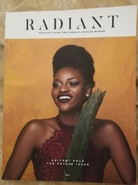 Radiant No. 09 | Print ::: The Psyche Issue