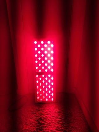 Half-Body Red Light Therapy Device