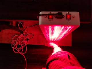 Full-Body Red Light Therapy Device