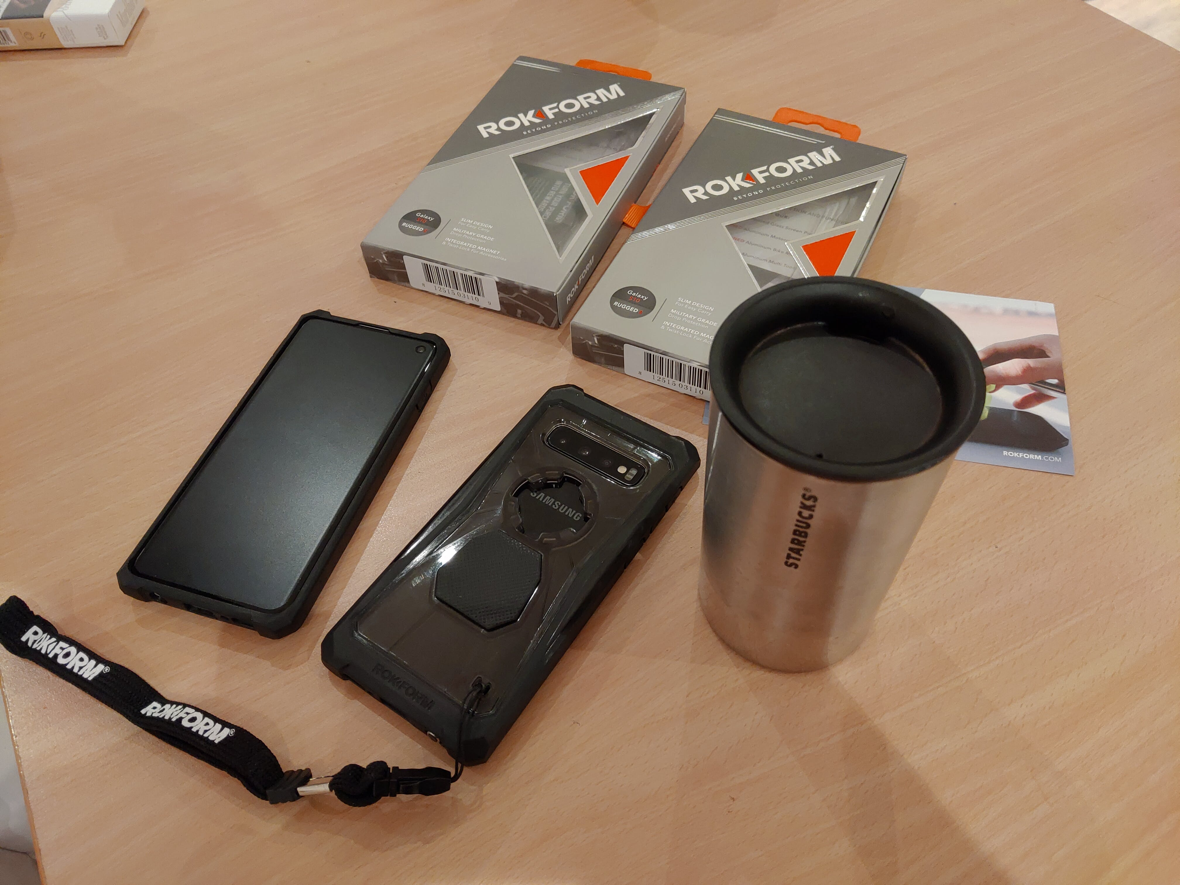 Rugged S Case - Galaxy S10 Plus