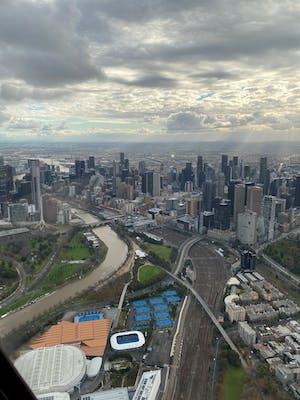 Melbourne City Scenic