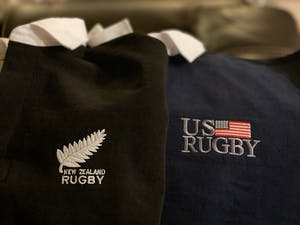 New Zealand Traditional Rugby Jersey