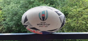 Gilbert Rugby World Cup 2019 New Zealand Flag Ball