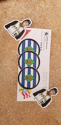 Bandera: Vieques #75 (Premium Sticker)