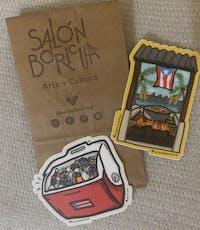 La Neverita (Premium Sticker)