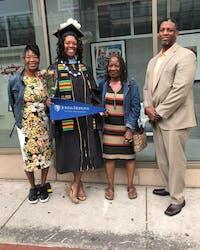 Black Grads Matter Class of 2020 Kente Cloth Graduation Stole