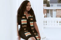 Class of 2019 Kente Cloth Graduation Stole