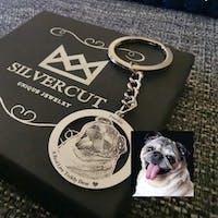 Silvercut® Keychain