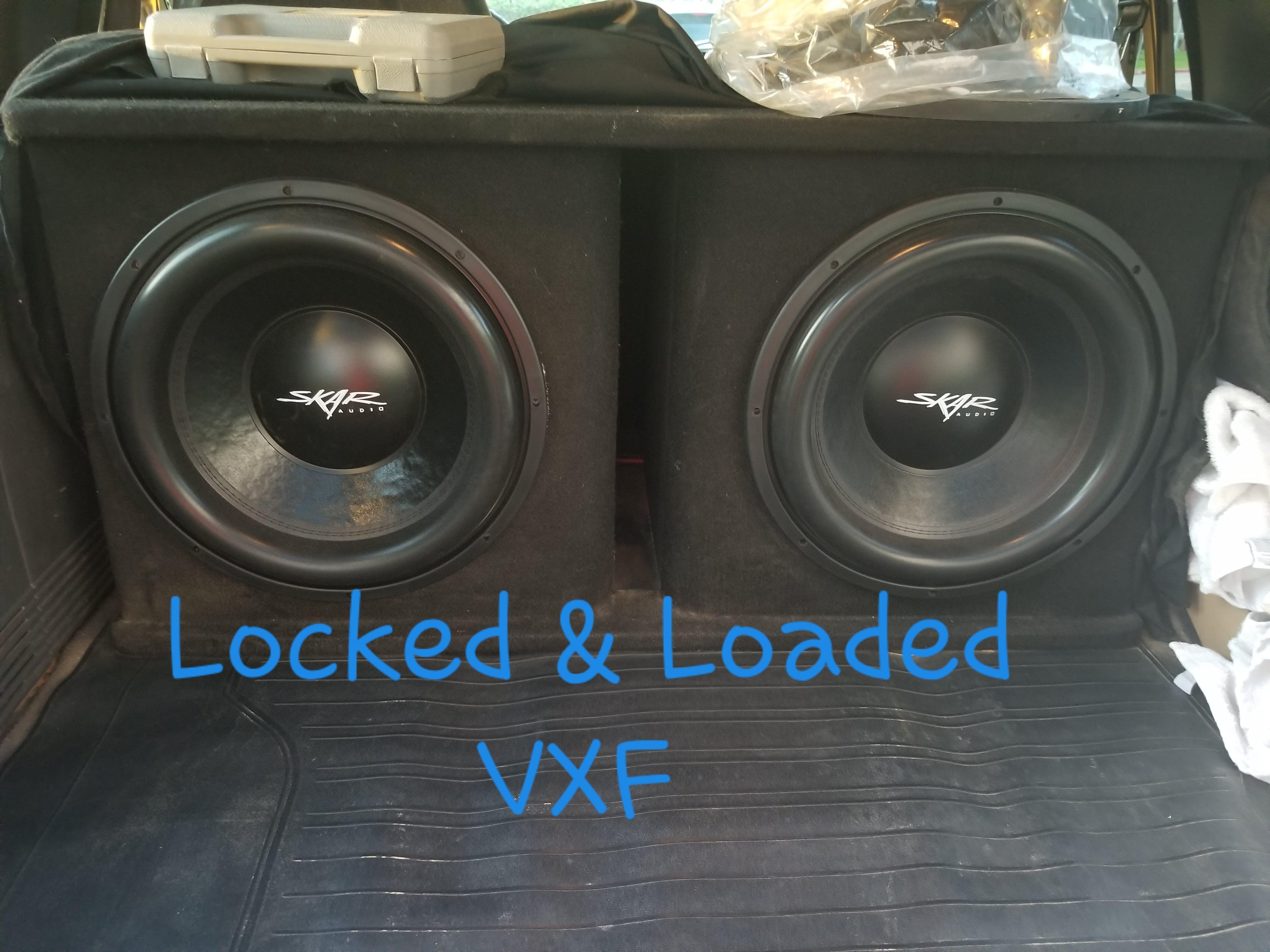 Skar Audio - VXF-15 | 15