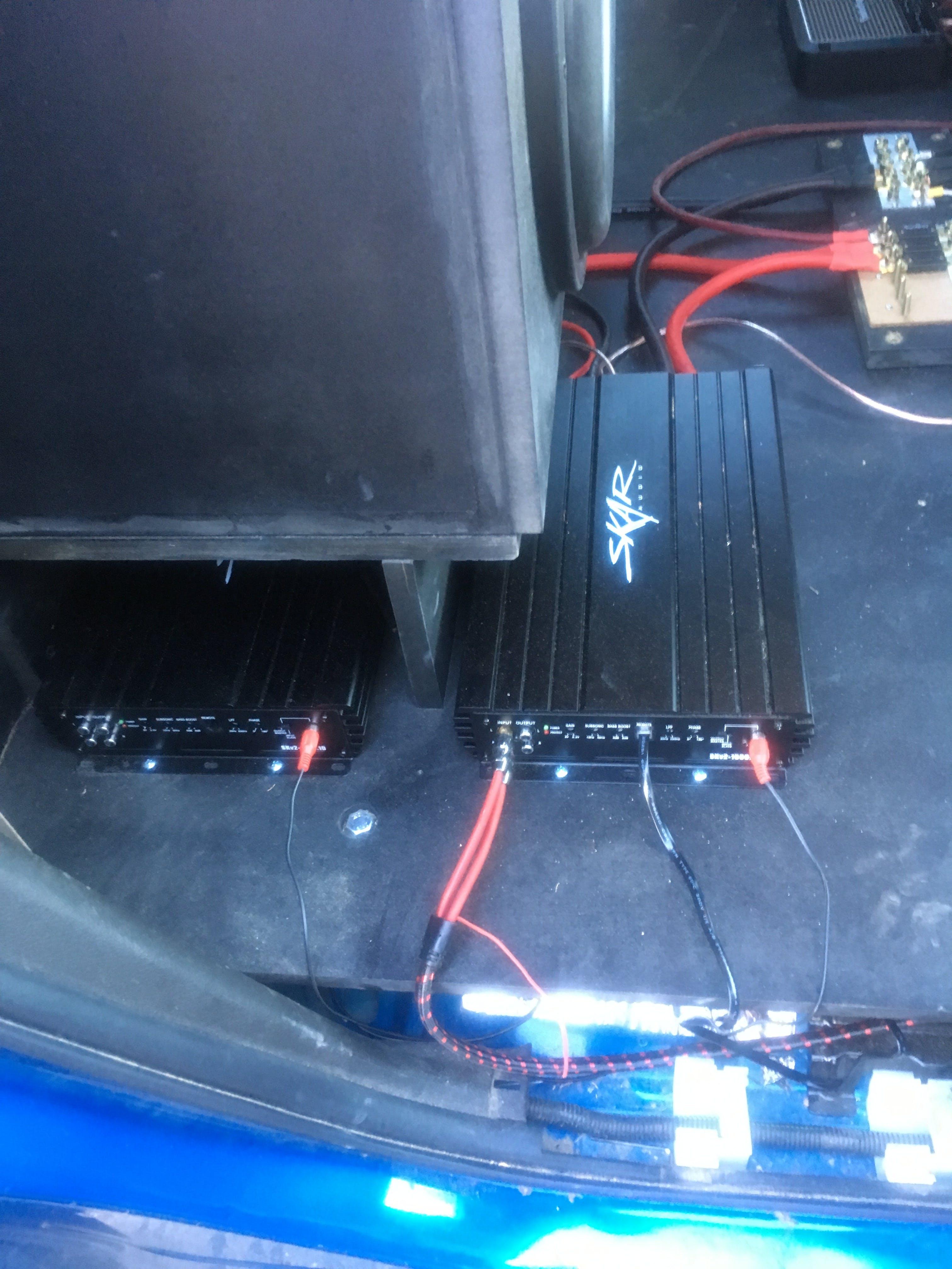 2100 Amp Plus A 1500 Amp: 1,500 Watt Class D Monoblock