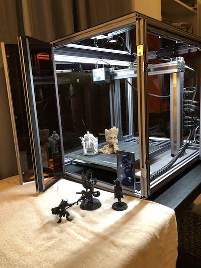 Snapmaker 2.0 Modular 3-in-1 3D Printers