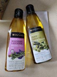 Soulflower Castor Olive Monthly Regime