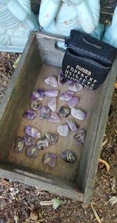 Runes Natural Stones