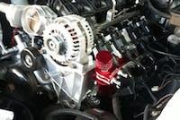 SPELAB 300 ML Aluminum Baffled Oil Catch Tank With Filter